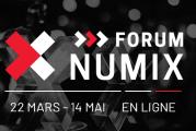 Le Forum Xn revient du 24 mars au 14 mai 2021 en ligne sous le nom FORUM NUMIX