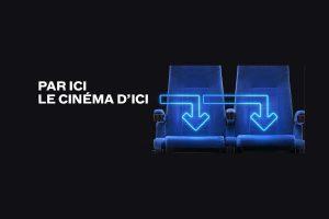 Le comité de relance du cinéma au Québec se réjouit de la hausse des parts de marché du cinéma d'ici