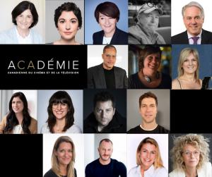 L'Académie au Québec présente son conseil d'administration pour l'année 2021