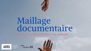 Le festival Vues dans la tête de… reconduit son activité de maillage documentaire!