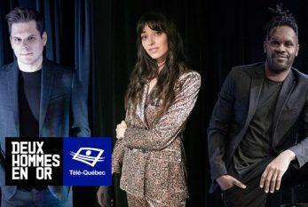 Télé-Québec - Première de la saison de Deux hommes en or ce vendredi 8 janvier 2021, 21 h