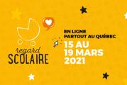 REGARD25 | Félix-Antoine Tremblay, porte-parole du volet scolaire du Festival REGARD !