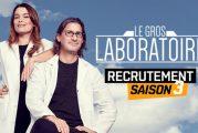 Période de recrutement pour la 3e saison du magazine scientifique Le gros laboratoire sur ICI EXPLORA