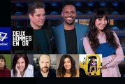 Télé-Québec - Ce vendredi 26 mars 2021, à Deux hommes en or, en direct à 21 h