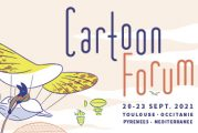 Cartoon Forum 2021 - N'oubliez pas de soumettre votre projet !