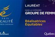 Réalisatrices Équitables remporte un Prix Égalité Thérèse-Casgrain 2021