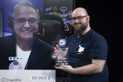 CATAPULTE - RageCure Games remporte le plus important prix de l'industrie canadienne du jeu vidéo