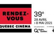 Rendez-vous Québec Cinéma | Bilan de la 39e édition