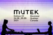 MUTEK déploie son offre hybride sur deux semaines en 2021