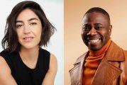 Alice Pascual et Richardson Zéphir à l'animation du Gala de l'industrie des 36es prix Gémeaux!