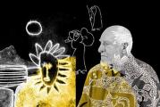 En tournée à travers le Québec dès cet été : Territoires des Amériques, un film immersif sur l'artiste René Derouin