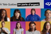À Télé-Québec, on parle d'argent aux adolescents!