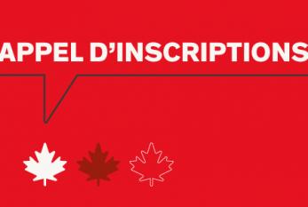 TÉLÉFILM CANADA - Appels d'inscriptions Series Mania Forum 2021