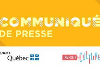 SODEC - Le Canada à l'honneur à la Foire du livre de Francfort 2021 : Le Québec, au cœur de cet événement d'envergure!
