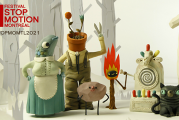 Le Festival Stop Motion Montréal sur Internet pour une 13e édition en ligne du 10 au 19 septembre 2021!