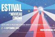 L'ESTIVAL du Nouveau Cinéma, 4 soirées de projections du 2 au 5 septembre 2021