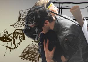 Soulpepper et l'ONF présentent la première canadienne de la fascinante expérience en réalité virtuelle Draw Me Close, de Jordan Tannahill