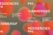 Appel de candidatures -RÉSIDENCE PHI-IMMERSIF
